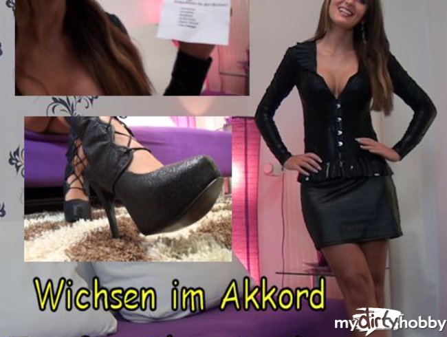 Wichsen im Akkord Tag 2 - Shopping Day