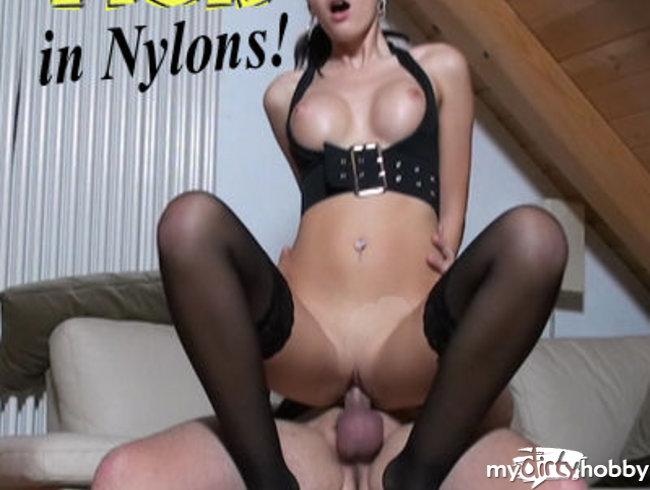 Quickie mit Nylons