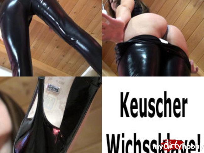 Keuscher Wichssklave
