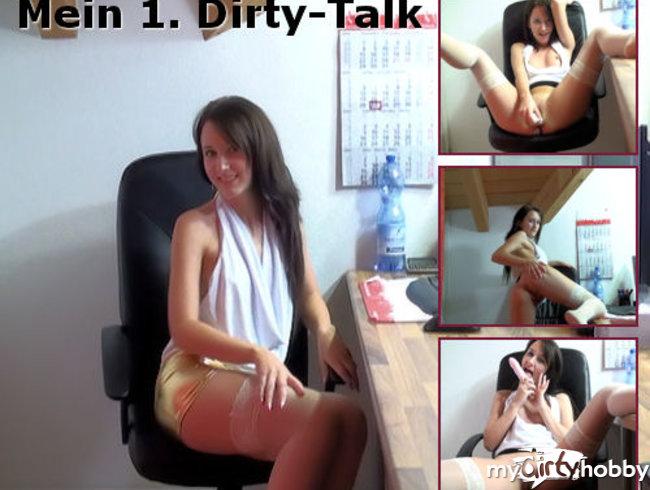 Mein 1. mal Dirty-Talk