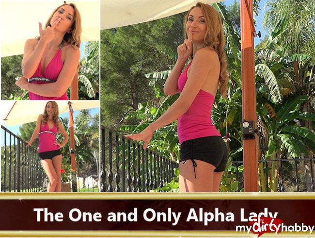 Wichskommando von der Alpha Lady